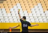 اسامی داوران هفته هشتم لیگ دسته اول فوتبال اعلام شد
