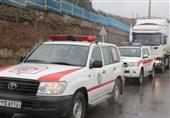 پنجمین کاروان کمک مردم گیلان به سیلزدگان گلستان ارسال شد