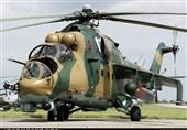 هند 4 فروند بالگرد جنگی را به ارتش افغانستان تحویل میدهد