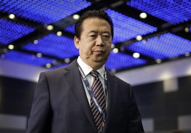 China Says Interpol Ex-President Confesses to Bribe Taking