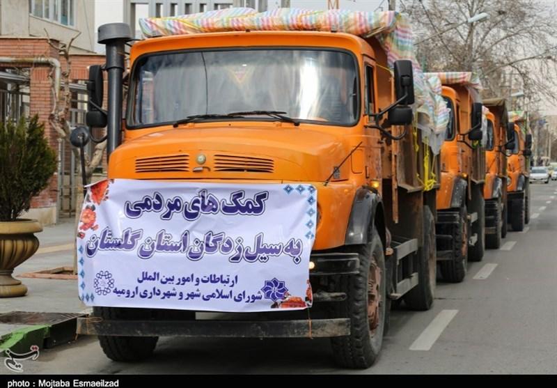 رئیس امداد و نجات هلالاحمر: مردم ایران تاکنون 13 میلیارد تومانی به سیلزدگان کمک کردهاند
