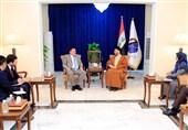 دیدار سفیر انگلیس با رهبر جریان حکمت/ حکیم: عراق درهای خود را به روی همگان باز کرده است