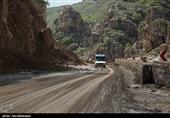 100 کیلومتر از راههای الیگودرز توسط سپاه اصفهان بازگشایی شد