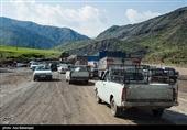 ترافیک در جاده های خراسان جنوبی پرحجم وروان است