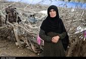 امدادرسانی سپاه استان ایلام به روستاهای گرفتار در سیل ماژین
