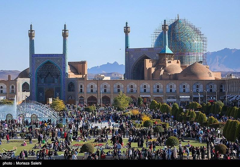 سهم اصفهان از اقتصاد و ارزآوری گردشگری چقدر است؟