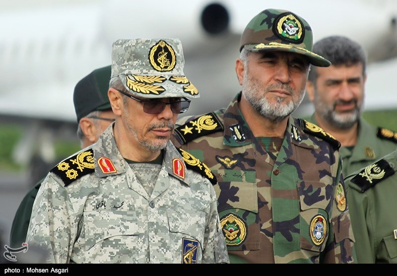 Top General: Iran Armed Forces Ready to Assist Lebanon
