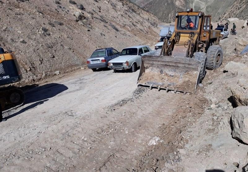 محور سرچم ـ اردبیل برای تردد خودروها ایمنسازی شد