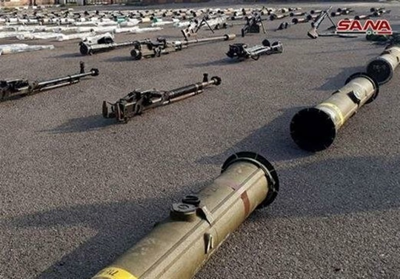 US-Made Arms Found in Militants' Depots in Syria's South