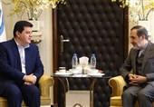 ولایتی در دیدار با سفیر سوریه: سیاستهای دولت آمریکا موجب انزوای این کشور در جهان شده است