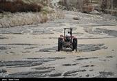خسارتی که سیل در کرمانشاه بر جای گذاشت؛ از تخریب ابنیه تاریخی تا برآورد 376 میلیارد تومانی خسارت به زیرساختها