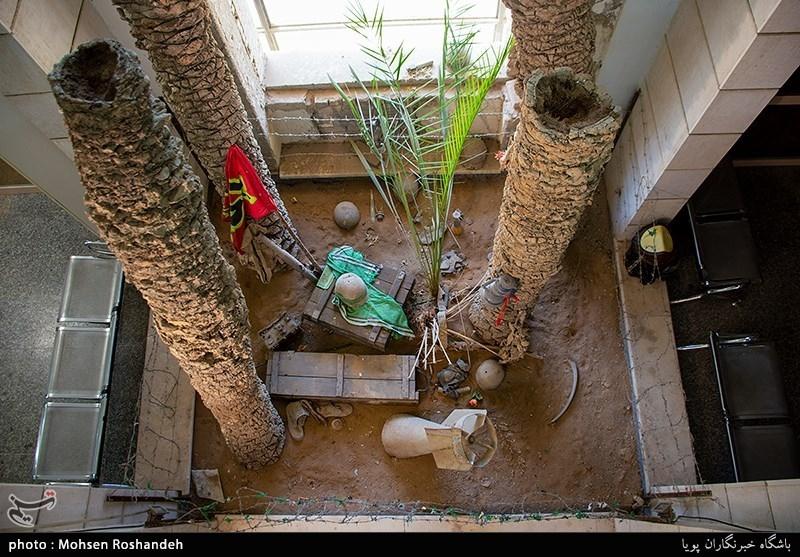 برتری موزه دفاع مقدس در میان برترین موزههای کشور