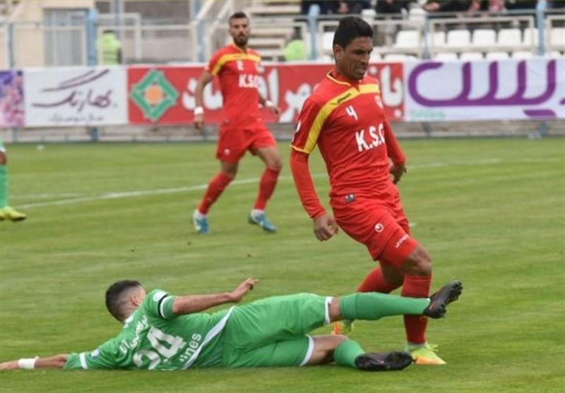 لیگ برتر فوتبال| فولاد و پیکان امتیازات را تقسیم کردند