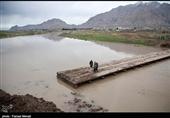 جدیدترین جزئیات از خسارتهای سیلاب در گیلان/ تخریب کامل 2 دهنه پل ارتباطی در شرق و غرب گیلان
