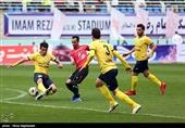 لیگ برتر فوتبال| پارس جنوبی و سپیدرود با تساوی به رختکن رفتند