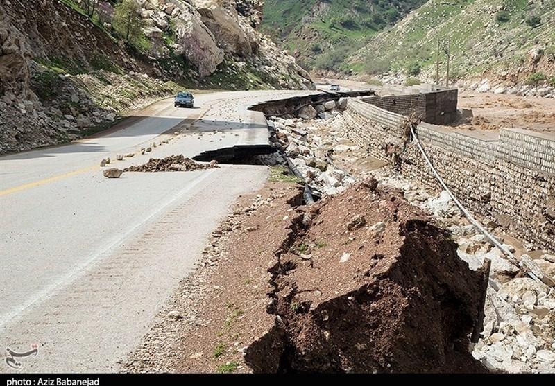 خسارت 1500 میلیاردی سیل به راههای لرستان؛ محور پلدختر- خرمآباد از مسیر موجود تغییر نمیکند
