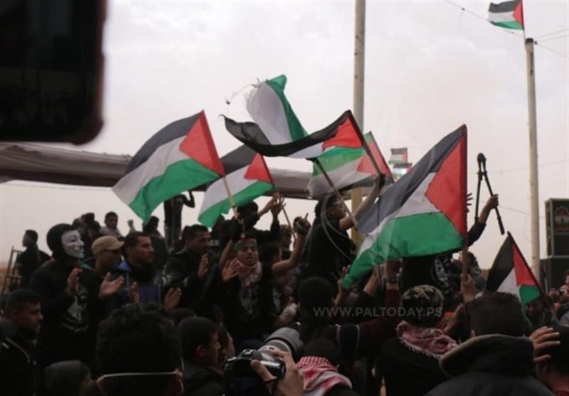صہیونی دشمن کے ساتھ تعاون کرنے والے ممالک کو بے نقاب کریں: فلسطین کا مطالبہ