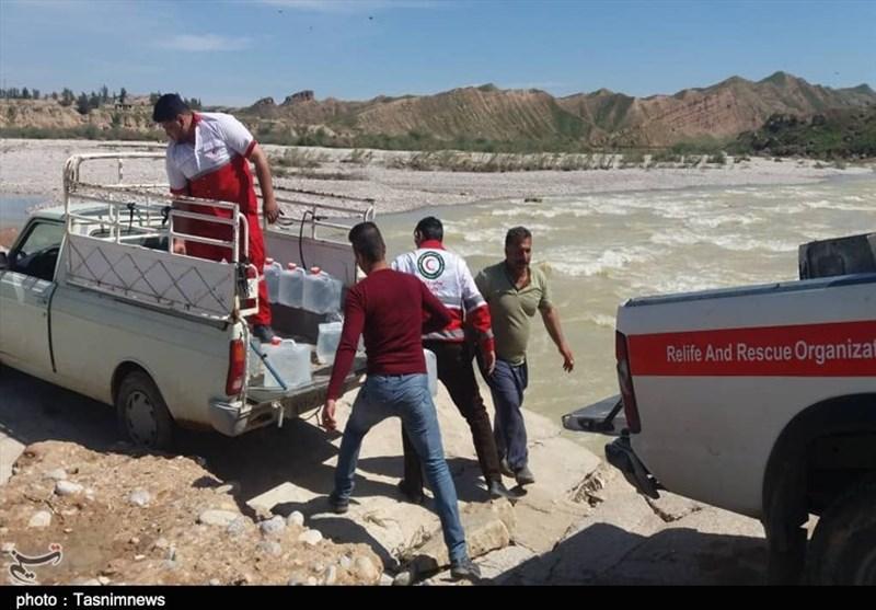 امدادرسانی به 443 نفر در 72 ساعت گذشته