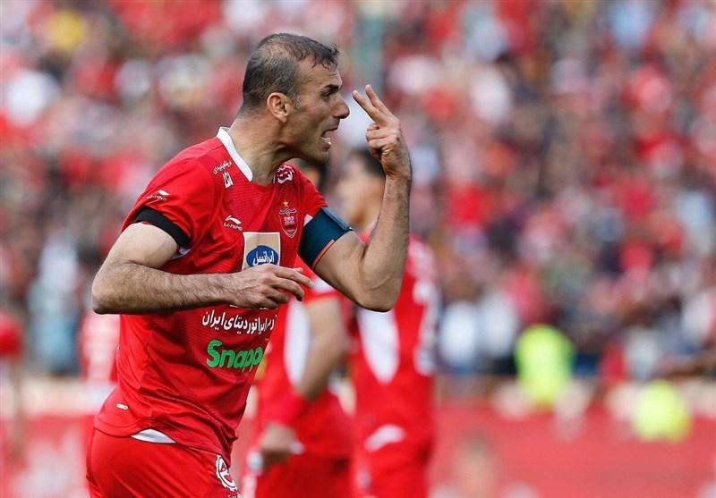 AFC: دوست دارید حسینی مقابل مهاجم حریف باشد یا سه مدافع دیگر؟ + عکس