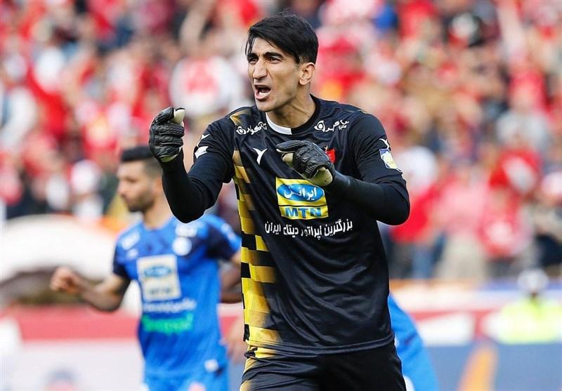 Alireza Beiranvand on Olympiakos's Radar: Report