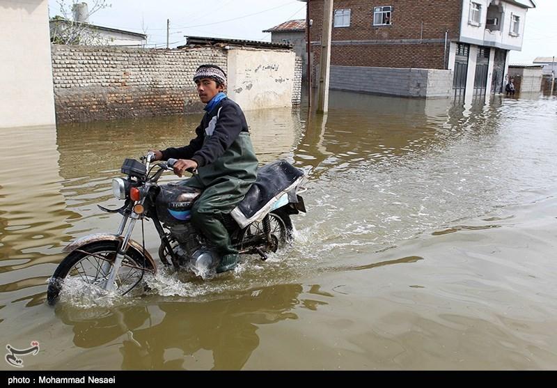مسئولان شهری برای مقابله با وقوع سیل و آبگرفتگی در سنندج چه گفتند؟