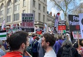 Thousands March in London in Support of Palestine (+Video)