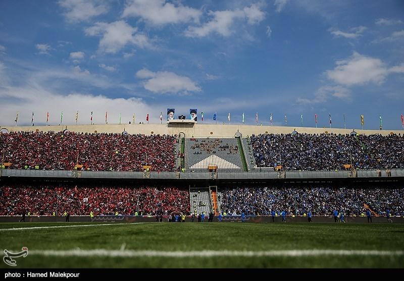 بیست دیدار پرتماشاگر تاریخ لیگ قهرمانان آسیا متعلق به پرسپولیس و استقلال است