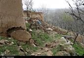 سمنان| نیمی از مالکان منازل در معرض رانش زمین حسینآباد کالپوش تخلیه نکردهاند