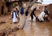 جان باختن 134 نفر بر اثر سیلاب در افغانستان