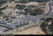 افزایش تردد به شهرهای زیارتی/ ترافیک در آزادراه تهران ـ کرج