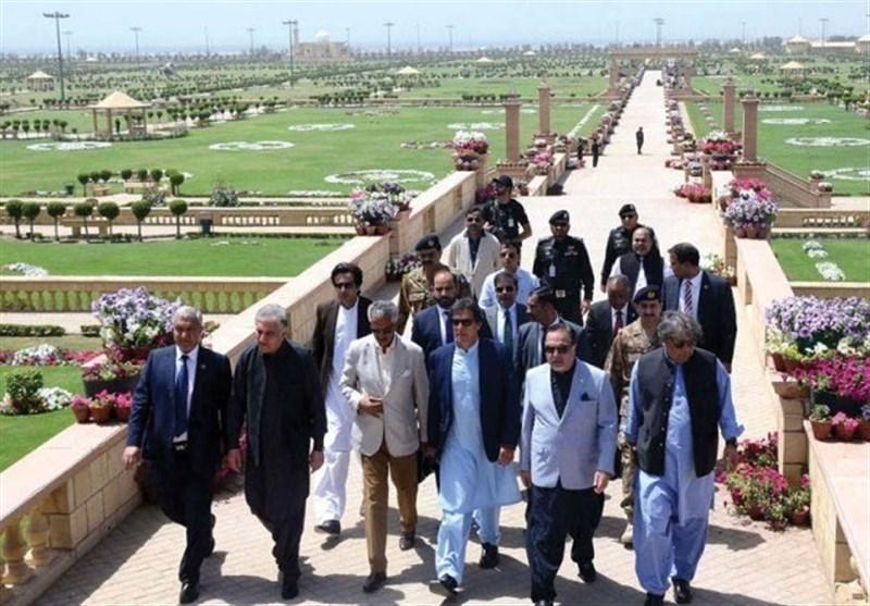 کراچی میں باغ ابن قاسم کی ایک بار پھر تزئین و آرائش+تصاویر