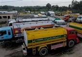 استاندار آذربایجانغربی: مشکل دپوی تانکرهای سوخت در مرز تمرچین پیرانشهر باید برطرف شود
