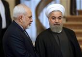 دیدار ظریف با روحانی درباره برنامههای سال جدید