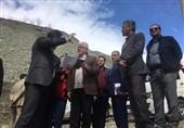 بازدید نمایندگان مجلس از اقدامات صورت گرفته در حریم تهران برای جلوگیری از وقوع سیل