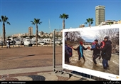 قدرت عکسهای آوارگان سوری در یکی از توریستیترین شهرهای اروپا + تصاویر