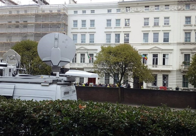 Iran Embassy Files Complaint against Hostile TV Channels Based in UK