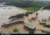 لرستان| 12 محموله اقلام کمکی به مناطق سیلزده کوهدشت ارسال شد