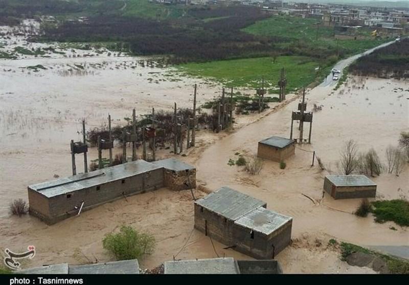 لرستان  12 محموله اقلام کمکی به مناطق سیلزده کوهدشت ارسال شد