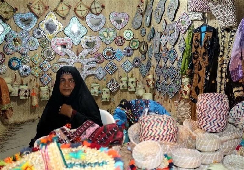 جشنواره صنایع دستی و پخت غذای محلی در کاشان برگزار شد