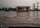 کوت سید صالح زیر آب نرفته است؛ حجم خروجی بیشتر از حجم ورودی آب است