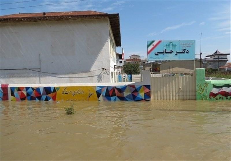 مدارس و دانشگاههای مناطق سیلزده استان گلستان فردا بازگشایی میشود