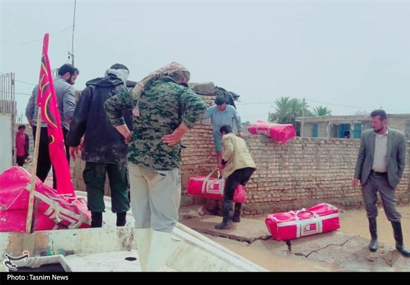 ارسال دومین محموله از کمکهای مردمی پارسآباد مغان به مناطق سیلزده کشور