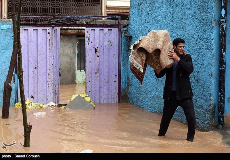 تازهترین اخبار بارندگی ایران| سفر به شمیرانات، لواسانات ممنوع/ پیشبینی هواشناسی برای روز 13 فروردین / سیلاب پلدختر را از دسترس خارج کرد + فیلم