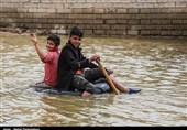 مسدود شدن مسیر ارتباطی 20 روستای قزوین؛ وقوع سیلاب در 200 روستا قزوین