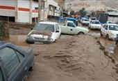 تازهترین وضعیت سیل در ایلام، خوزستان و لرستان