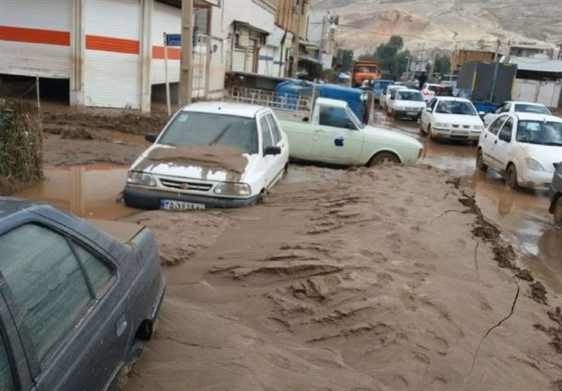 Germany Assists Iran with Flood Relief Efforts