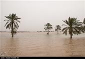 Karun River in Southwest Iran Floods, Causes Evacuation