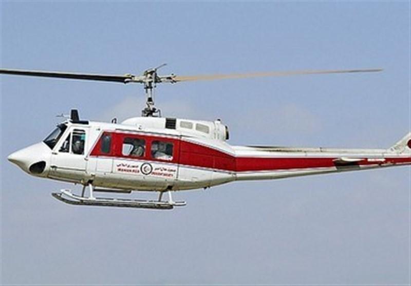 هشدار درباره زمینگیر شدن بالگردهای امدادی هلال احمر/ 500 هزار نفر نیاز به اسکان دارند