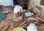 امدادرسانی شهرداری اصفهان به سیلزدگان خرمآباد