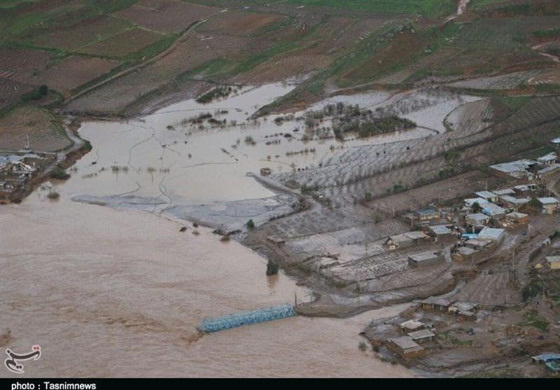 عدم بازسازی پلهای آسیبدیده از سیل پلدختر؛ راه ارتباطی روستاها مسدود میشود